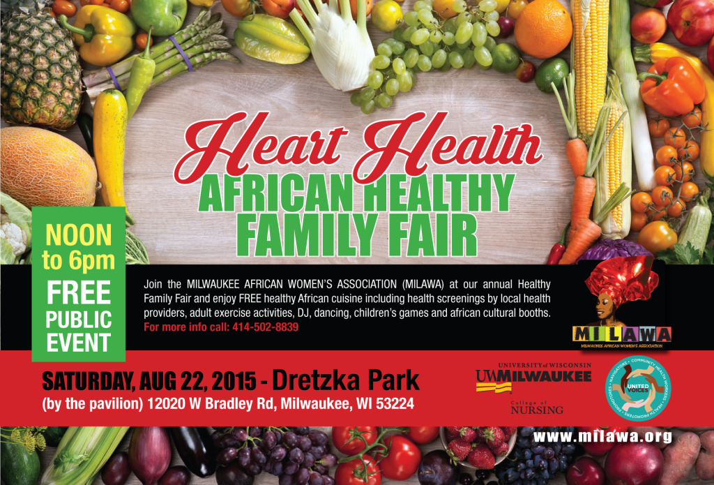 MILAWA African Healthy Family Fair